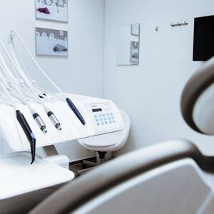 Whitening Cleaning Dental Office