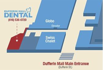 Dufferin Mall Dentist